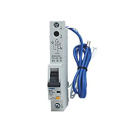 BG 10A Single Pole B Type RCBO