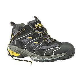 DeWalt Cutter Safety Trainers Grey / Black Size 12