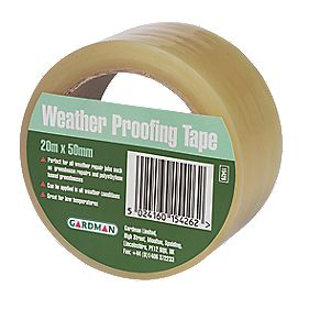 Gardman Weatherproofing Tape 20m x 50mm