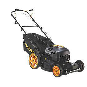McCulloch M53-190WF 53cm hp 190cc Self-Propelled Rotary Petrol Lawn Mower