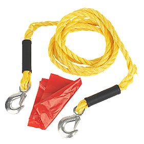 Ring Automotive Tow Rope 2-Tonne 3.6m