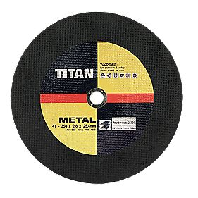 Metal Cutting Disc 350 x 2.8 x 25.4mm