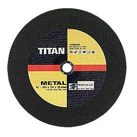 Metal Cutting Disc 350 x 2.8 x 25.4mm