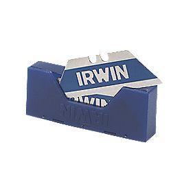 Irwin Bi Metal Knife Blades Pk 10