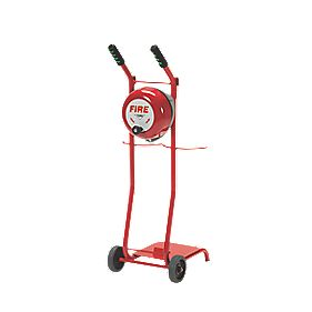Fire Trolley with Rotary Alarm Bell