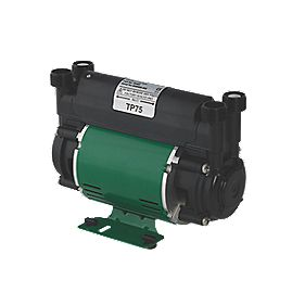 Techflow TP75 Positive Head Shower Pump 2bar