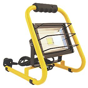 XQ Lite XQ1222S Portable LED Site Light 20W 240V