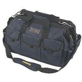 "Irwin Double Width Tool Bag 20"""