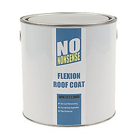 No Nonsense Flexion Roof Coating Blacjk 2.5Ltr