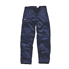 Dickies Redhawk Action Trousers Navy 32W 34L