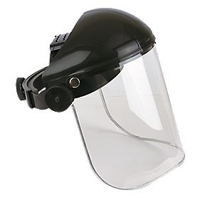 "JSP 8"" Polycarbonate Face Shield"