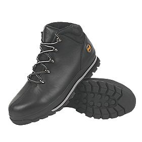 TIMBERLAND SPLITROCK PRO SAFETY BOOTS BLACK SIZE12
