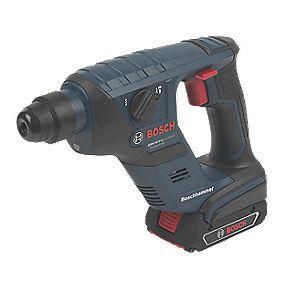Bosch GBH 18VLi-CP 1.9kg 1.5Ah Li-Ion Cordless SDS Plus Drill 18V
