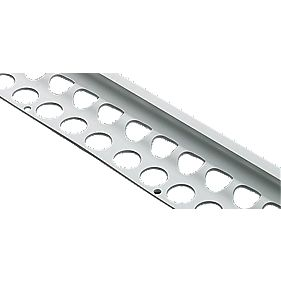 uPVC Stop Bead 15mm x 2.5m White Pack of 10.