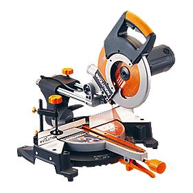 Evolution RAGE3 FP2552 255mm Compound Mitre Saw 230V