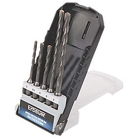 Erbauer SDS Plus Drill Bit Set 5 Pieces