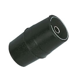 Labgear Plastic Coax Couplers Pack of 10