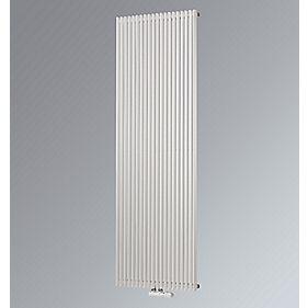 Ximax Aurora Vertical Designer Radiator White 1800 x 450mm 3685BTU