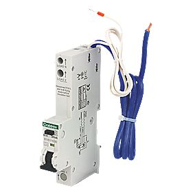 Crabtree 16A 30mA SP RCBO