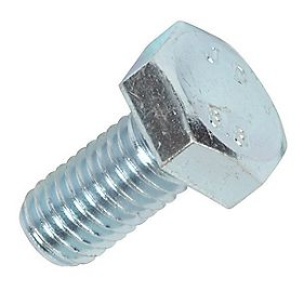 BZP Setscrews M8 X 35 Pack Of 100