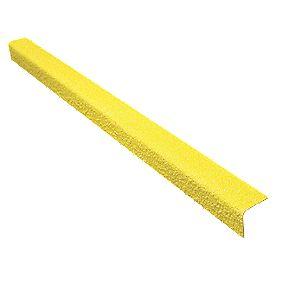 COBA Europe GRP Slip Resistant Stair Nosing 55 x 55 x 1000mm