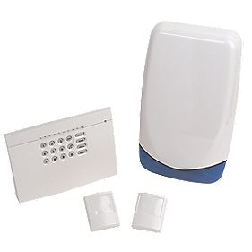 Texecom Wired 2 Room Alarm Kit