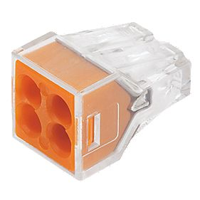 4-Way Push-Wire Connector 773 Series Pack of 100