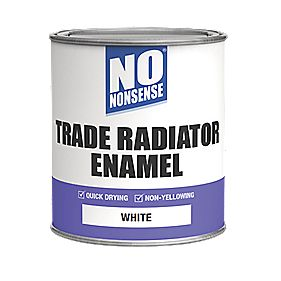 No Nonsense Quick Dry Radiator Enamel 750ml