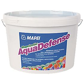 Mapei Aqua Defense Waterproofing Membrane 15kg