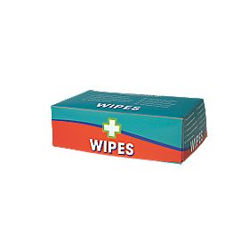 Alcohol-Free Wipes Pk100
