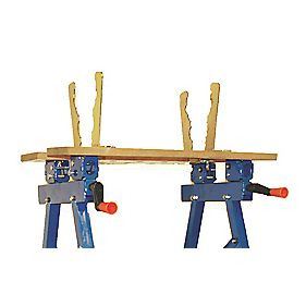 Workbench Jaws Log Clamps 6""