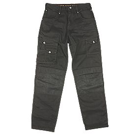 "DeWalt Pro Work Jeans Black 40"" W 32"" L"