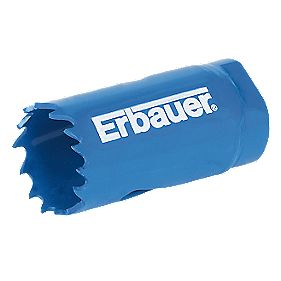 Erbauer Bi-Metal Holesaw 25mm