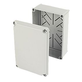 Appleby Grey IP66 Moulded Enclosure 235 x 92 x 160
