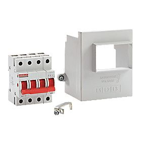 Havells Incomer Kit Type B 125A SD TPSN