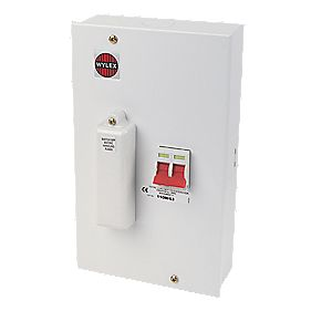 Wylex 63A Switchfuse 100A CF