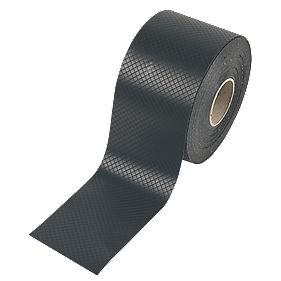 Damp-Proof Course 112.5mm x 30m Black 112.5mm x 30m