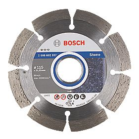 Bosch Stone & Concrete Diamond Blade 115 x 22.23mm