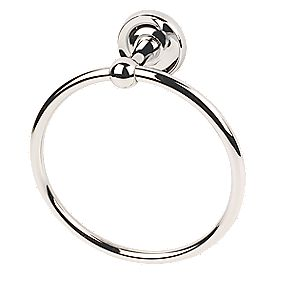 Moretti Henley Classic Bathroom Towel Holder Ring