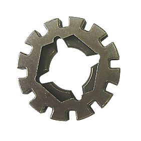 Erbauer Multi-Cutter Plunge Adaptor 25 x 3.15mm