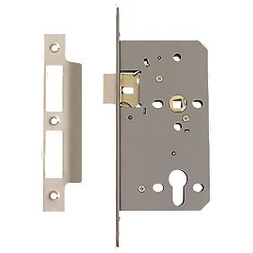 "Eclipse Din Standard Sashlock "" (72mm) Backset"