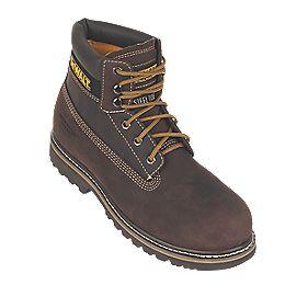 DeWalt Work Safety Boots Brown Size 12