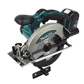 Makita BSS610RFE 165mm 3.0Ah Li-Ion Cordless Circular Saw 18V