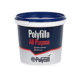 Polycell Polyfilla Trade All-Purpose Ready Mix Filler 2kg
