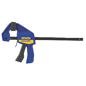 "Irwin Quick-Grip 6"" Mini One-Handed Bar Clamp"