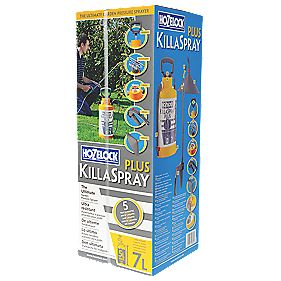 Hozelock KillaSpray Plus Hose Pesticide Sprayer 7Ltr