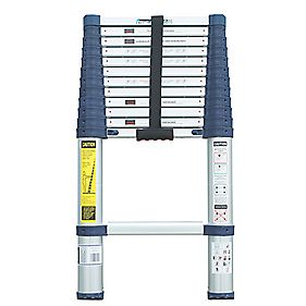 Xtend & Climb Trade Ladder 12-Tread 3.8m