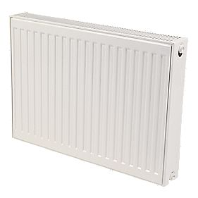 Kudox Premium Type 22 Double Panel Double Convector Radiator White 500x600