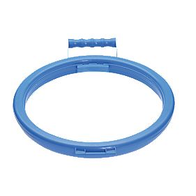 Litter Collection Bag Hoop Blue 335mm