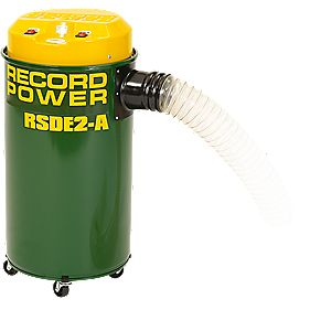 Record Power RSDE/2A 53Ltr/sec Dust Extractor 230V